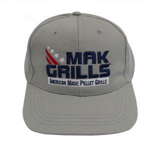 MAK Grills Hat Grey