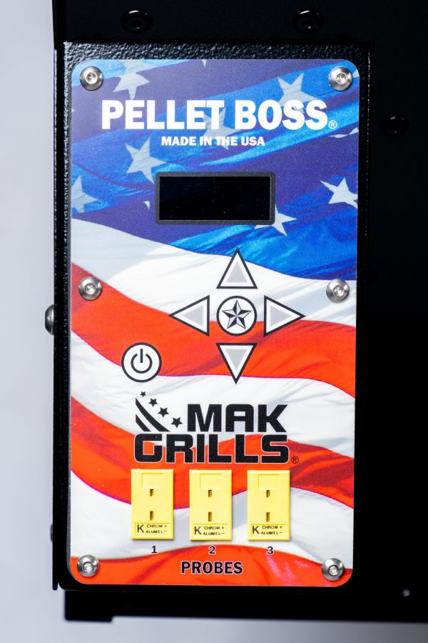 pellet boss from Mak Grills