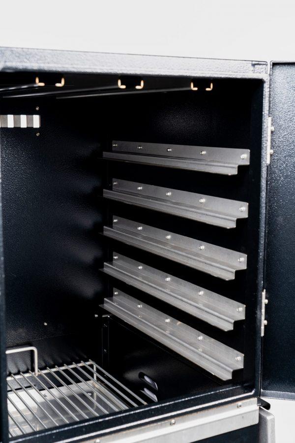 Super Smoker Box Interior Side