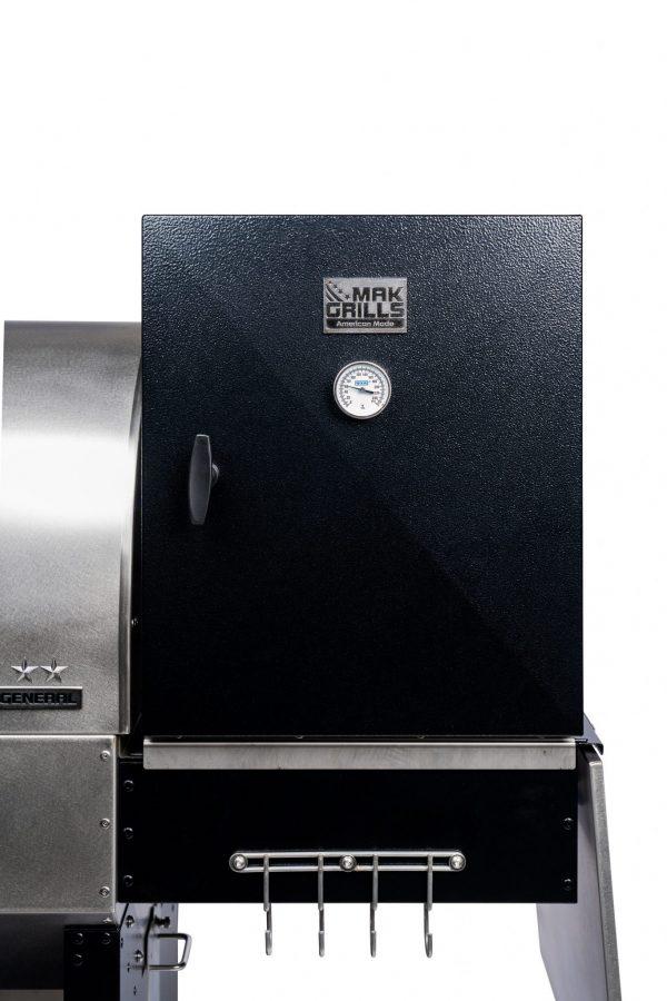 Super Smoker Box Front