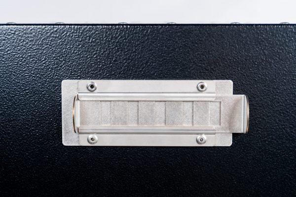 Closed Super Smoker Box Adjustable Vent