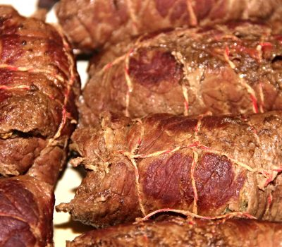 Bacon Wrapped Smoked MAKloaf Recipe