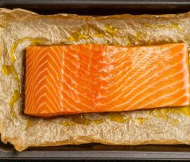 Candied Smoked Salmon Recipe