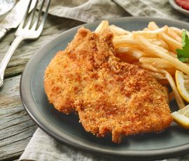 Corn Flake Crusted Pork Chops Recipe