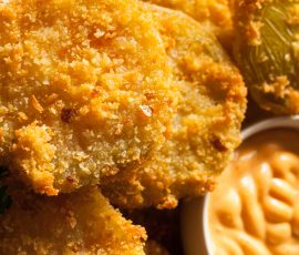Try our Homemade Fried Green Tomatoes Recipe.