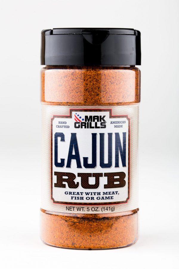 MAK Grills Cajun Rub