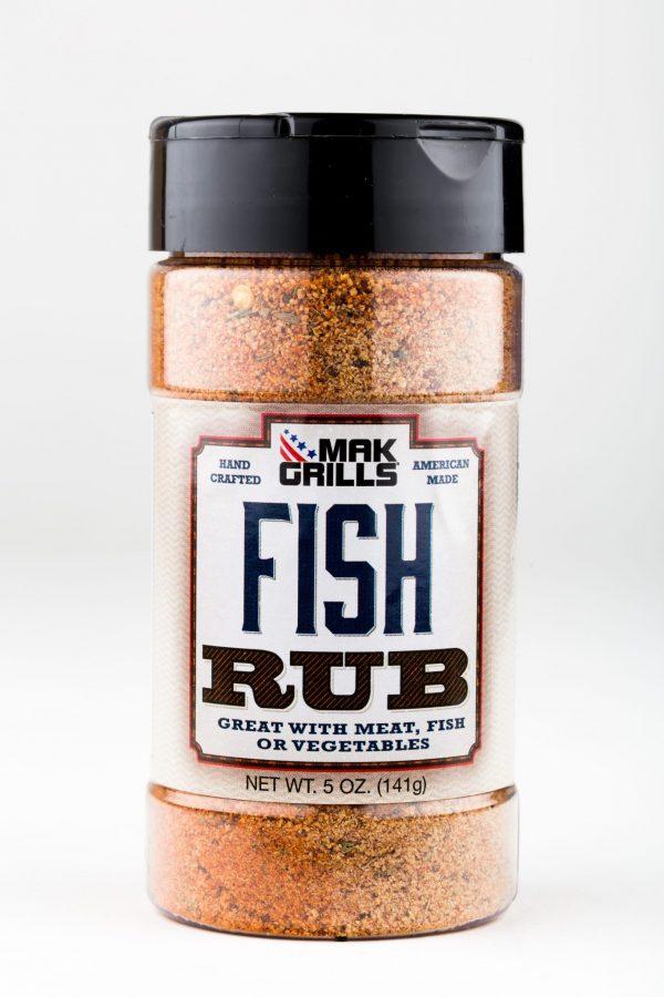 MAK Grills Fish Rub