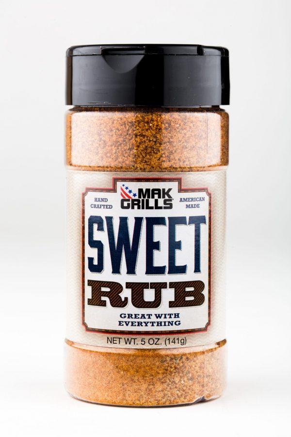 MAK Grills Sweet Rub