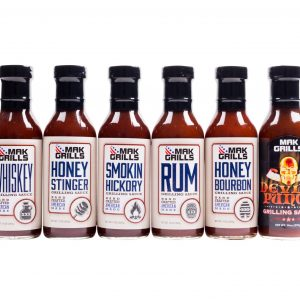 Mak Grills offers BBQ and Grilling sauces in a wide range of flavors.