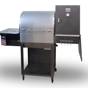 The Mak Grills super smoker box