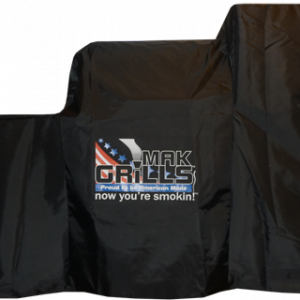 Everyone needs a grill cover and this one is perfect for the Two Star General