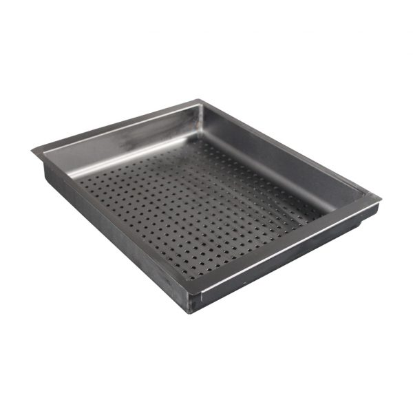 The Mak Grills Smoker Box Smoke Pan.