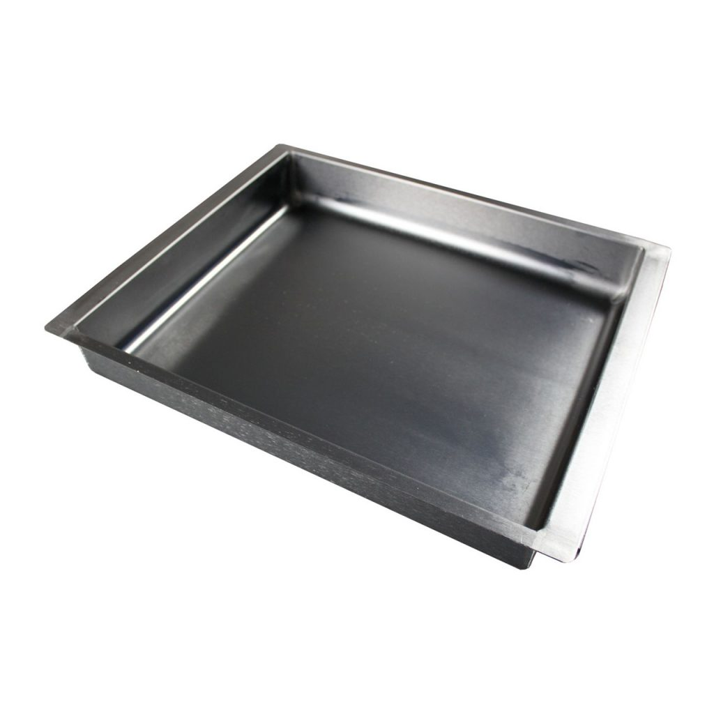 Our Smoker Box Warming Pan is perfect for the Two Star General Grill