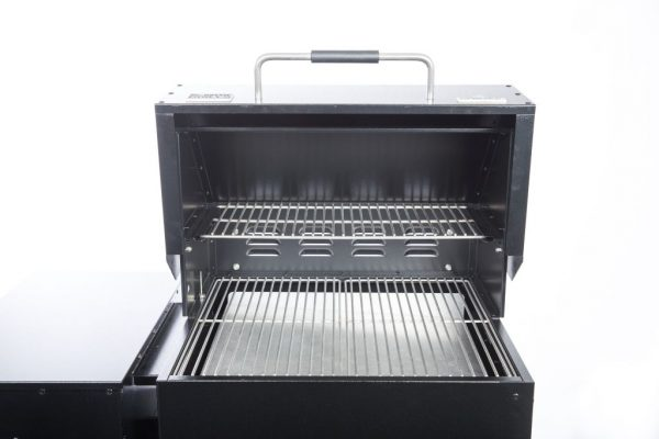 The One-Star General Pellet Grill By Mak Grills