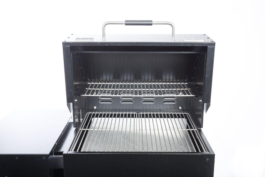 The One Star General Pellet Grill By Mak Grills