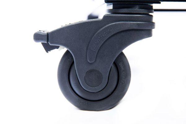 MAK One-Star Caster Wheel Closeup