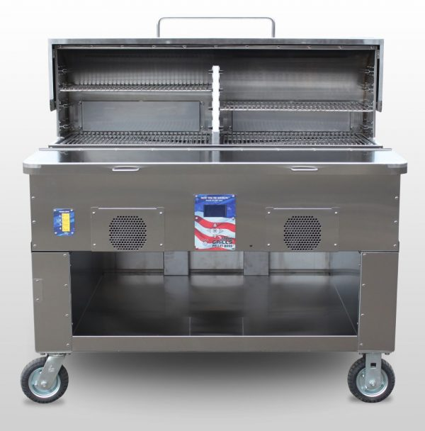 The Three-Star General Grill is one of our best selling pellet grills.
