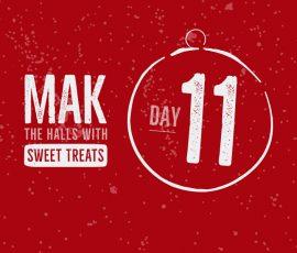 Mak Grills Maple Pecan Bacon Sundaes Recipe will delight your family