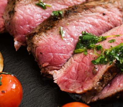Enjoy our Beef Tenderloin With Button Mushrooms recipe