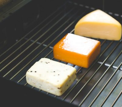 Gourmet Cold Smoked Cheese & Nuts from Mak Grills