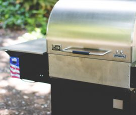 New Mak Grill Features Have Arrived for the One-Star General and the Two-Star General