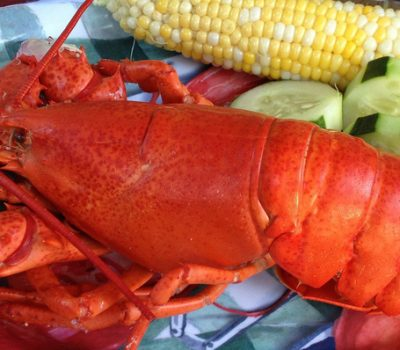 Try this Smoked Lobster Recipe