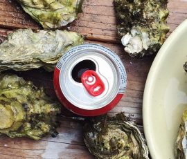 Try this smoked oysters recipe and send us your pics.
