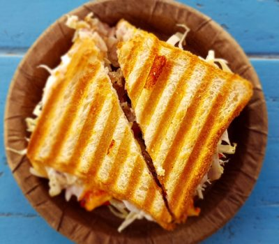 Try our spiced Up Grilled Cheese Recipe and send us pics.