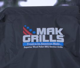 5 tips for weatherproofing your pellet grill provided by Mak Grills