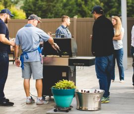 How to Host The Best Backyard BBQ with family and friends.