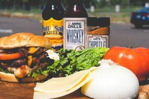Mak Rubs | Best Burger | Mak Grills