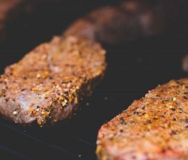 Searing Steak on Your MAK Grill