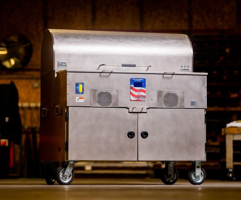 mak three-star general grill
