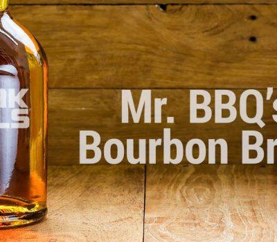 Mr. BBQ's Bourbon Brine Recipe